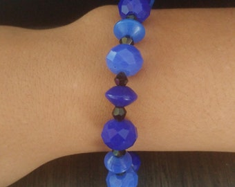 Blue or Gray bracelet