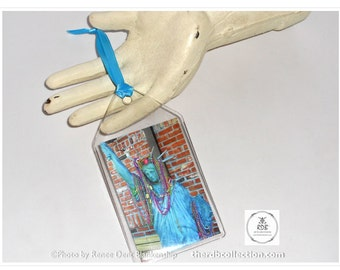 Lady Liberty Bookmark