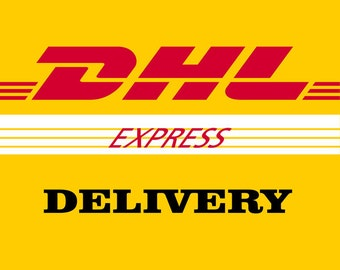 DHL express worldwide delivery in 1-4 days.