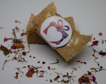 Rose and Patchouli