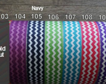 FREE SHIPPING (on orders of 2 or more)!!!1.5 inch Width Chevron Non-Slip Headband - Comparable to Sweaty Bands