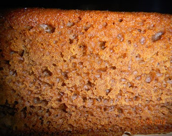 gingerbread pure honey
