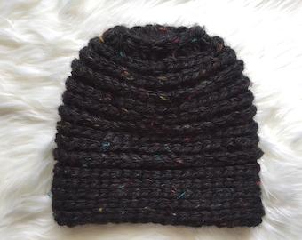 Sprinkles On Top Winter Hat   Winter Hat   Crochet Winter Hat