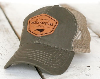 North Carolina Hat Etsy