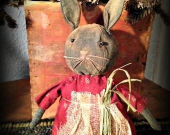 Beatrice Bunny E-Pattern
