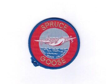 Vintage Spruce Goose Patch
