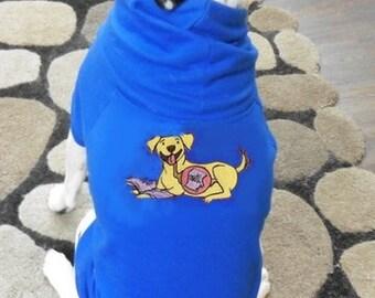 My Dog Ate My Homework Dog Hoodie Sweatshirt