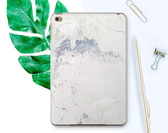 Marble iPad Case Custom iPad Air Case iPad 4 Case Name iPad 5 Case iPad 9.7 Case iPad 12.9 Case Marble iPad 3 Case iPad 10.5 Case CF4011
