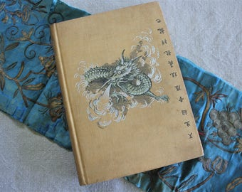 Chinese Nights Entertainment by Adele Fielde Illustrated 1893 1st Edition