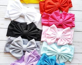 Bow headbands