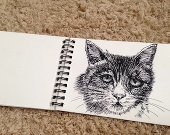 Pocket Sketch book
