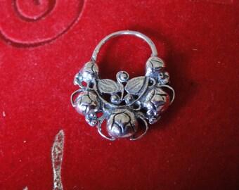 925 sterling silver earring component, silver earring finding or pendant, silver earrings,jewelry,dangle earrings