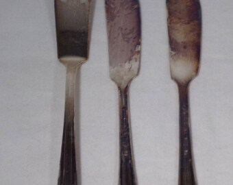 """Silver ware-Beloved made in 40""""s"""