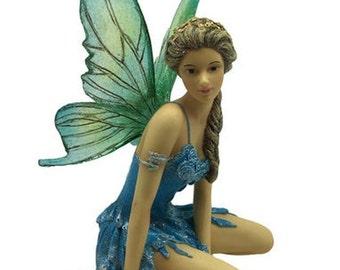 Miniature Dollhouse FAIRY GARDEN ~ Firefly Fairy