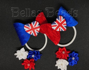 Royal wedding bows