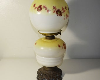 Queen Anne Electric Globe Lamp/No. 2