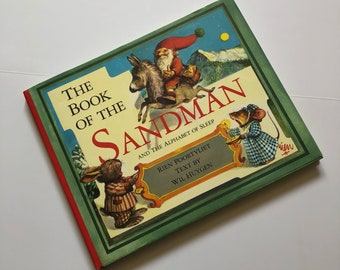 1988 The Book of the Sandman Hardcover
