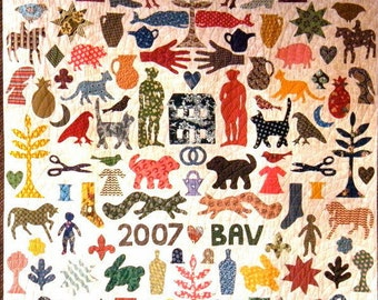 Fun Folk Art Patterns