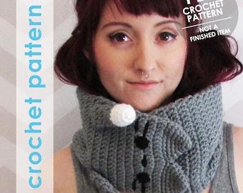 crochet cowl pattern kitty hug cowl crochet pattern cat kitty neko atsume novelty animal scarf cowl crochet amigurumi plushie cat scarf