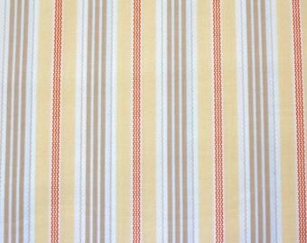 Joel Dewberry, Aviary, Broad Stripe in Yellow Light - 1 Yard Clearance