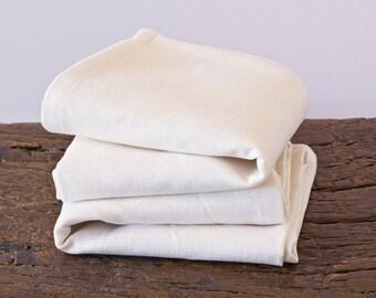 Linen Napkins - Ivory - Table Linen