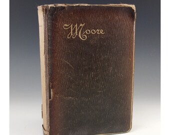 Thomas Moore's Complete Poetical Works - 1895 Edition