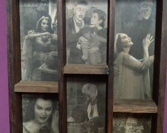 The Munsters Mod.1 Cabinet of curiosities