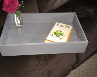 Reclaimed Wine Crate Serving Tray