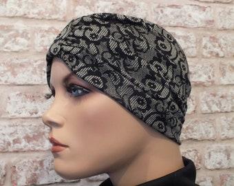 Jersey Hat, turban, Headwear for Hair Loss, Cancer, Chemo, Leukemia