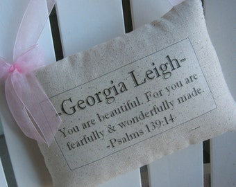 Religious baby gift etsy baby shower religious baby gift you are fearfully and wonderfully made psalms negle Choice Image