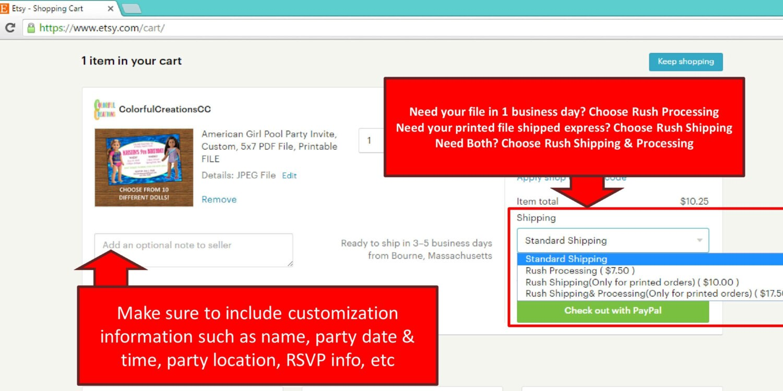 Circus Ticket Birthday Party Invite, Custom, 4x8, pdf File, JPEG ...