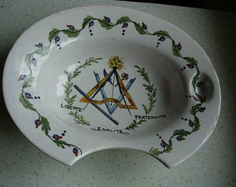 masonic bleeding bowl circa 1900-1910