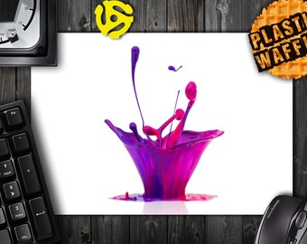 Paint Splash #4 Rectangle MousePad