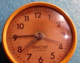CLOCK alarm clock WINS running 1950