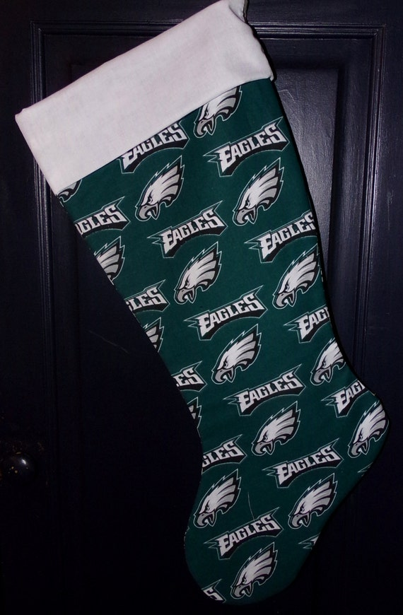 Eagles Christmas Stocking