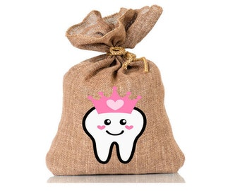 Svg, Svg files, Tooth, Monogram svg, Tooth fairy, Tooth fairy pillow, Tooth fairy bag, Personalized bag, Fairy, Toothless, Tooth monogram