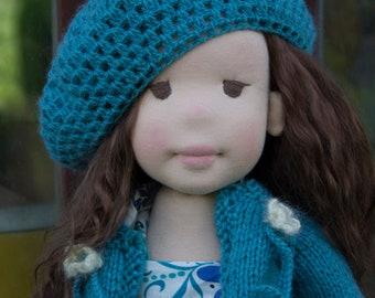 Waldorf Doll Maya, waldorf doll