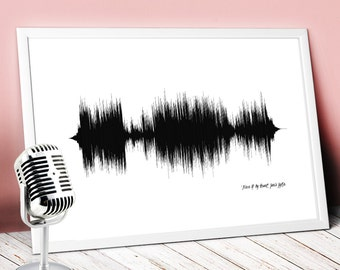 Sound Wave Painting