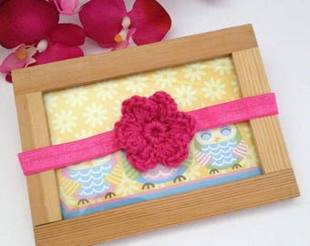 wedding favour, flower girls headband, cute pink headband for girls, infant toddler girls headbands, baby girl headbands hair bands,