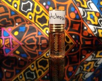 Patchouli Oil- India (aged reserve)