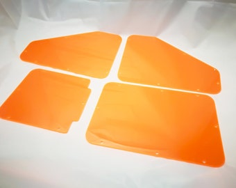 Anycubic Photon Orange UV resistant Window set - Free shipping to USA!