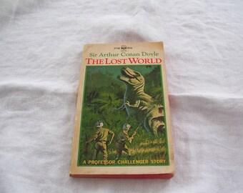 The Lost World by Sir Arthur Conan Doyle Pb 1965 Vintage