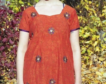 Tangerine Dream Tunic