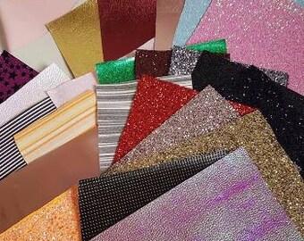250g glitter scrap pack