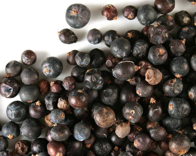 Juniper Berries - Sold by the ounce