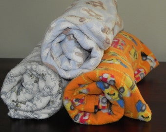 The Everything Flannel Baby Blanket (set of 3)
