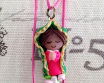Collar de la Virgencita Maria/Virgin Mary Necklace