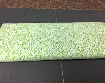 no. 5 Lime green vine trendy Fabric by the yard