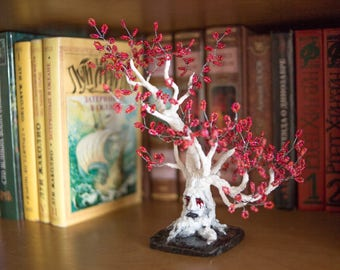 Weirwood heart tree #11 Game of Thrones free shiping song of ice and fire