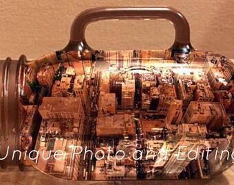 Photo in a Jar